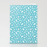 paisley Stationery Cards featuring Paisley by Witee Designs