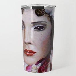 Wood Nymph Travel Mug