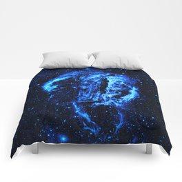 Cygnus Loop Nebula Comforters