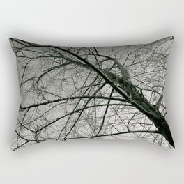 Withered Away Rectangular Pillow