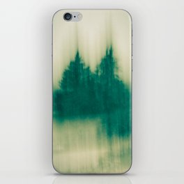 Winter Tree Abstract iPhone Skin