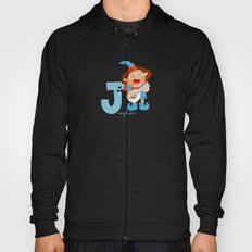 j for jongleur Hoody