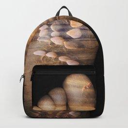 Beach Feet Backpack