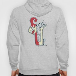 Speak Up | Proverbs 31:9 Hoody