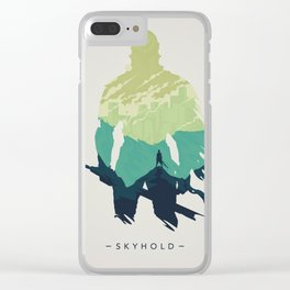 Skyhold Clear iPhone Case