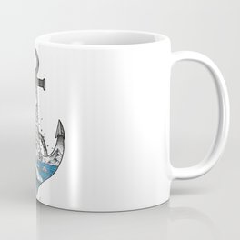 Sailors anchor Coffee Mug
