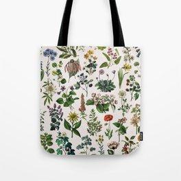 vintage botanical print Tote Bag