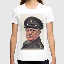 Arthur Lowe, Actor T-shirt