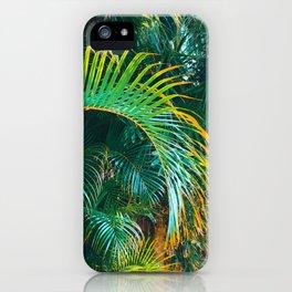Pop Art Palms iPhone Case