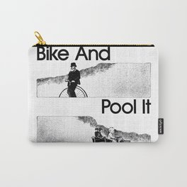 Bike And Pool It Carry-All Pouch