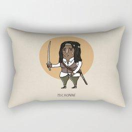 Michonne Rectangular Pillow