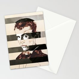 Egon Schiele's Self Portrait & Anthony Perkins Stationery Cards