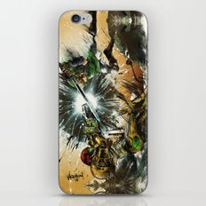 The Battlefield iPhone Skin
