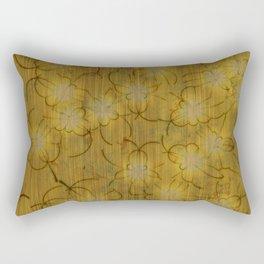 garden fantasy autumn Rectangular Pillow