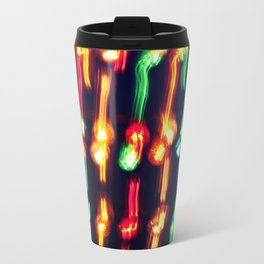 Light up Metal Travel Mug