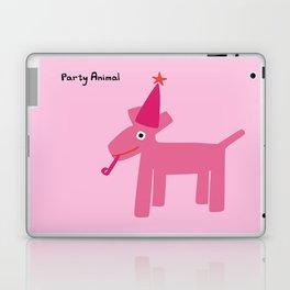 Party Animal-Pink Laptop & iPad Skin