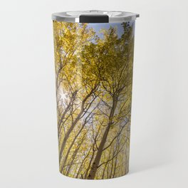 Sparkling Autumn Travel Mug