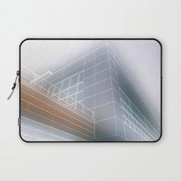 Minimalist architect drawing Laptop Sleeve