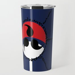 Anti Uchiha Travel Mug