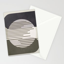 Abstract Geometric Art 50 Stationery Cards