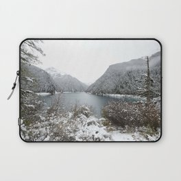 Winter wilderness Laptop Sleeve