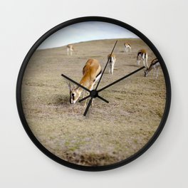 Gizelles  Wall Clock