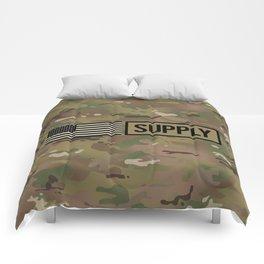 Supply (Camo) Comforters