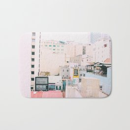 Sài Gòn pastel Bath Mat