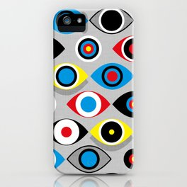 Eye on the Target iPhone Case