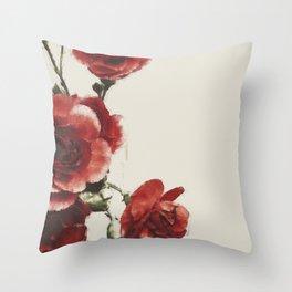 Love Petals Throw Pillow
