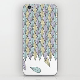 Feather Weather iPhone Skin