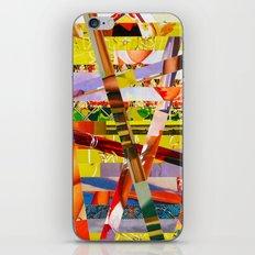 Jay (stripes 10) iPhone & iPod Skin
