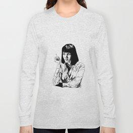 Mia Wallace Long Sleeve T-shirt