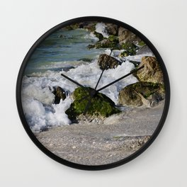 Indifferent Redemption Wall Clock