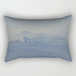 Top of the World Two Rectangular Pillow