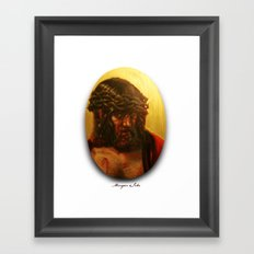 Cristo Framed Art Print