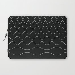 between waves Laptop Sleeve