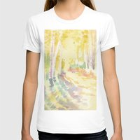 forrest T-shirts featuring Forrest by Susie McColgan