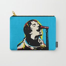 Liam Gallagher Quote Portrait Carry-All Pouch