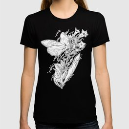 Tobacco & Butterfly T-shirt
