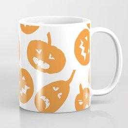 Jack-O-Lanterns Coffee Mug