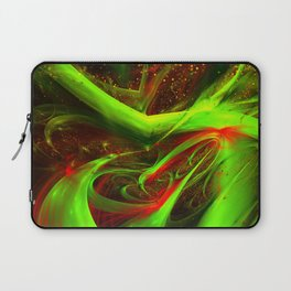 Abstract concoction Laptop Sleeve
