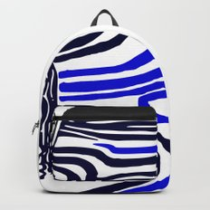 Warrior of the north Backpack