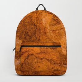 Natural Stone Art-The Cistern, Gold Butte, NV Backpack