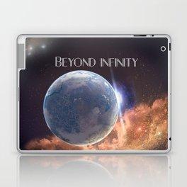 Beyond Infinity | Perilous terraforming Laptop & iPad Skin