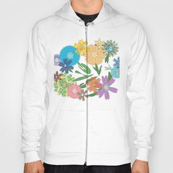 Flower Gardens Hoody