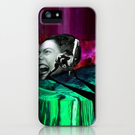 Anti-machina iPhone Case