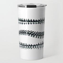 Bone column Travel Mug