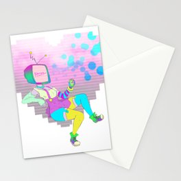 Technicolor Lover Stationery Cards