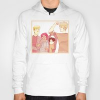 snk Hoodies featuring SNK Buddies by rhymewithrachel